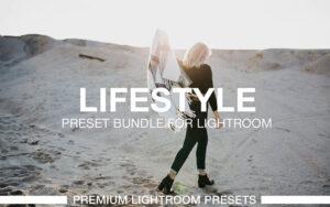 دانلود پریست لایت روم تم رنگی سبک زندگی Lifestyle Lightroom Presets Bundle