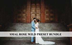 دانلود پریست لایت روم تم رنگی متنوع SMAL ROSE WILD PRESET BUNDLE