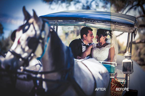 دانلود پریست های آماده لایت روم عروسی Premium Wedding Lightroom Presets