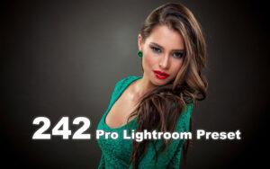 دانلود 242 پریست لایت روم مخصوص دسکتاپ Pro Lightroom Preset
