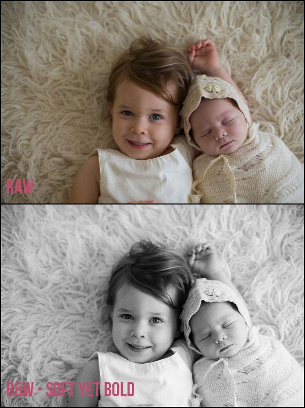 دانلود 29 پریست لایت روم مخصوص نوزادان Essential Newborn Lightroom Presets Collection (3)