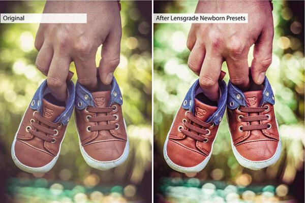 دانلود 89 پریست لایت روم تنظیم رنگ عکس کودک Lightroom Presets for Newborn And Baby (5)