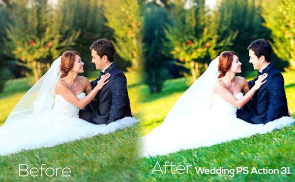 دانلود مجموعه 50 عددی بینظیر از پریست لایت روم بنام Wedding Lightroom Presets