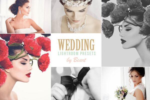 دانلود پریست لایتروم Modern Films Indie Wedding