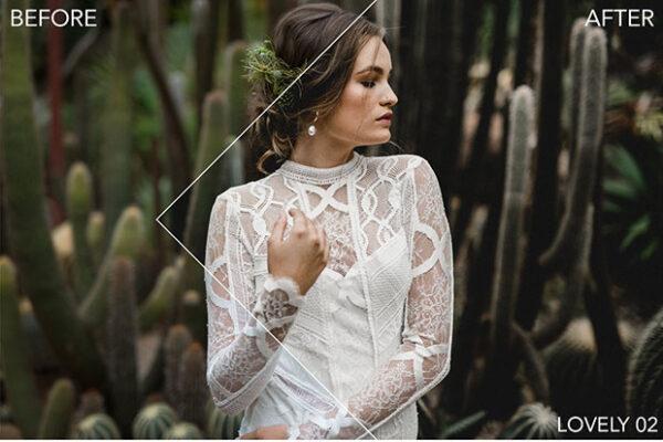 دانلود پریست لایت روم برای عروسی FineArt Wedding Pro Lightroom Preset