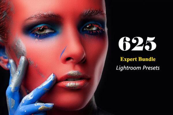 دانلود پریست های آماده لایت روم 625 عددی Expert Bundle Lightroom Presets