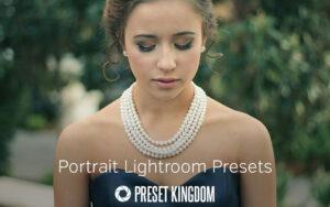 دانلود 10 پریست پرتره لایت روم Portrait Lightroom Presets