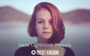 دانلود 16 پریست لایت روم تم مه رنگی Haze Lightroom Presets
