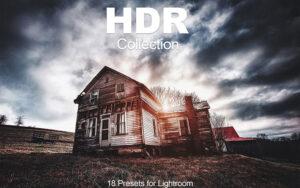 دانلود 18 پریست لایت روم HDR کنتراست نور HDR Lightroom Presets