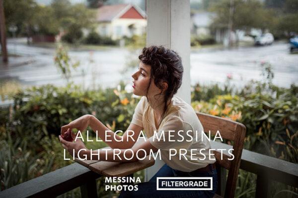 دانلود 19 پریست لایت روم تم رنگی Allegra Messina Lightroom Presets