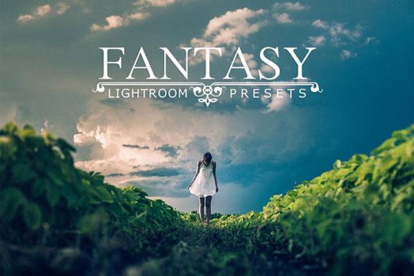 دانلود 20 پریست لایتروم تم رنگی فانتزی و خیالی Fantasy Lightroom Presets