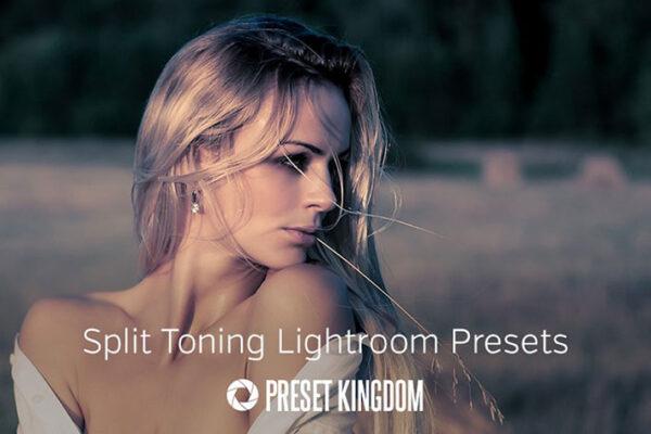 دانلود 23 پریست لایت روم جدا کننده رنگ Split Toning Lightroom Presets