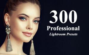 دانلود 300 پریست لایت روم ویژه عکاسان Professional Lightroom Presets