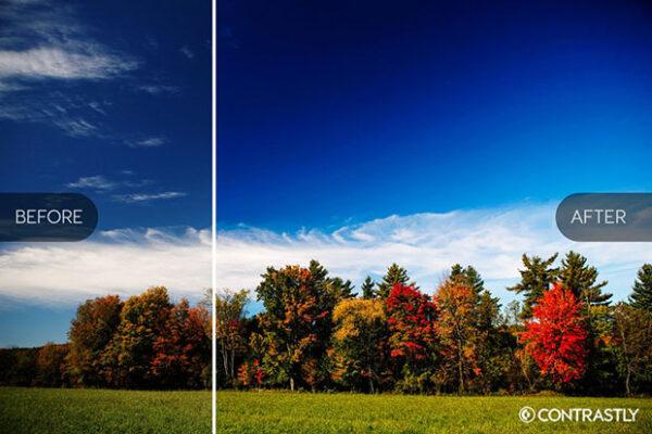 دانلود 35 پریست لایت روم پاییز Autumn And Harvest LR Presets Vol.1