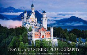 دانلود 40 پریست لایت روم سفر Travel Lightroom presets