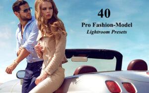 دانلود 40 پریست لایت روم مدلینگ و فشن Pro Fashion Model Lightroom Presets