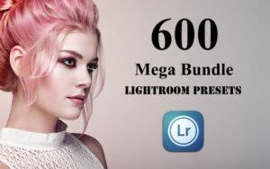 دانلود 600 پریست های حرفه ای لایت روم LIGHTROOM Presets Mega Bundle