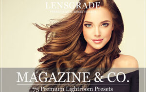 پریست لایت روم فشن حرفه ای لایت روم و کمرا راو Fashion Lightroom Presets