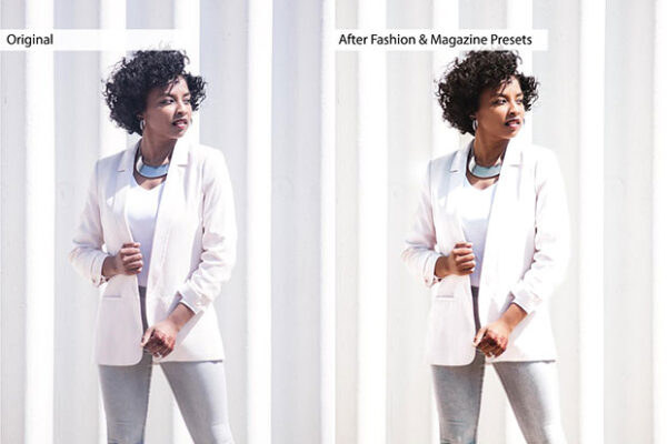 پریست لایت روم فشن حرفه ای لایت روم و کمرا راو Fashion Lightroom Presets (2)