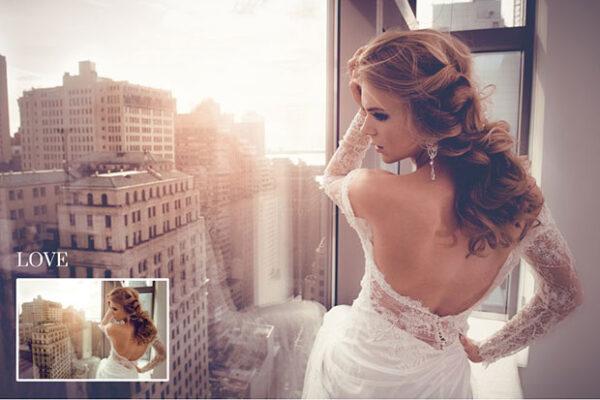 دانلود 50 پریست آماده عروسی برای لایتروم Wedding Lightroom Presets