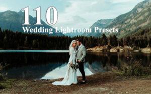 110 پریست حرفه ای لایت روم برای عروسی Wedding Lightroom Presets