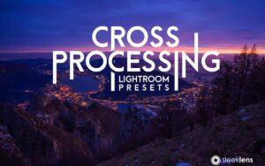 20 پریست لایت روم تم رنگ متقاطع Cross Processing X Lightroom Presets