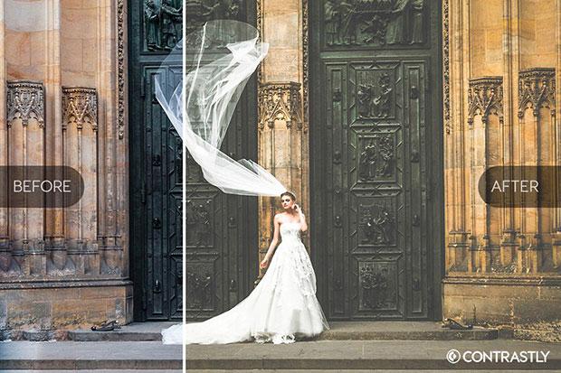 25 پریست لایتروم مخصوص عروسی Wedding Collection Lightroom Presets