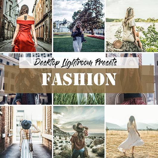 دانلود 20 پریست لایتروم مدلینگ و فشن Fashion Presets Lightroom