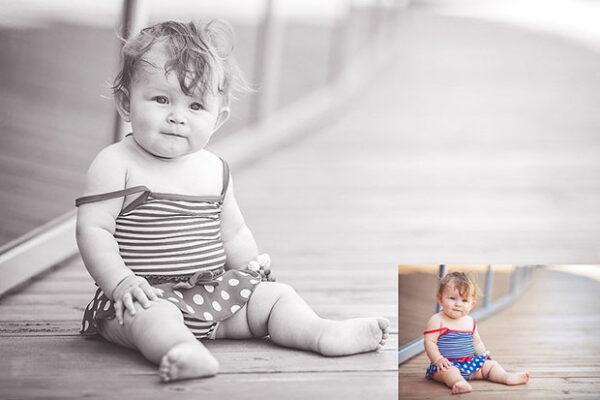 پریست لایت روم کودک ویژه آتلیه های عکس کودک و نوزاد