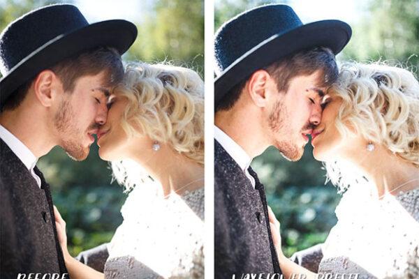 120 پریست لایت روم و کمرا راو عروسی Wedding Lightroom presets bundle