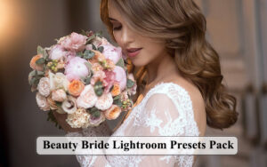 34 پریست لایت روم و کمرا راو عروس زیبا Beauty Bride Lightroom Presets Pack