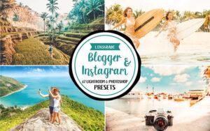 39 پریست لایت روم برای اینستاگرام Lightroom Presets for Instagram