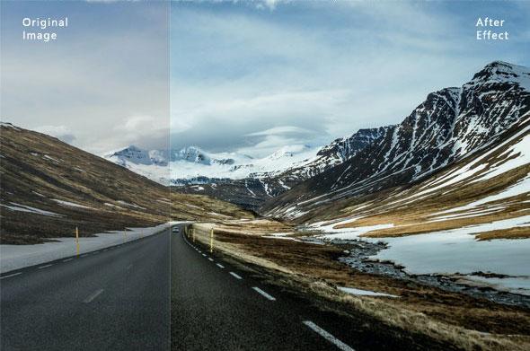 دانلود 15 پریست لایت روم HDR طبیعت Nature HDR Lightroom preset