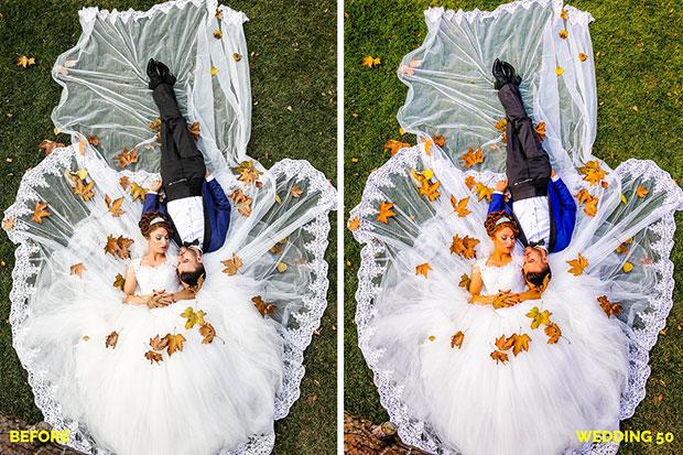 پریست های لایت روم افکت های رنگی سینمایی ، پلاگین لایت روم برای روتوش عکس پرتره ، منظره ، عروسی ، فشن ، مستند