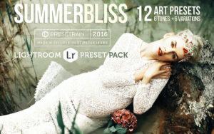 12 پریست لایت روم فصل تابستان Summerbliss Lightroom Preset Pack
