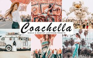 34 افکت لایت روم و پریست کمراراو Coachella Mobile And Desktop Lightroom Presets