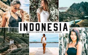 34 پریست لایت روم و کمرا راو تم هند Indonesia Mobile And Desktop Lightroom Presets