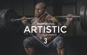 26 افکت رنگی لایتروم تم هنری Art Volume 3 Presets Lightroom