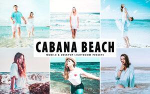 34 پریست لایت روم و کمرا راو تم ساحل کابانا Cabana Beach Mobile And Desktop Lightroom Presets