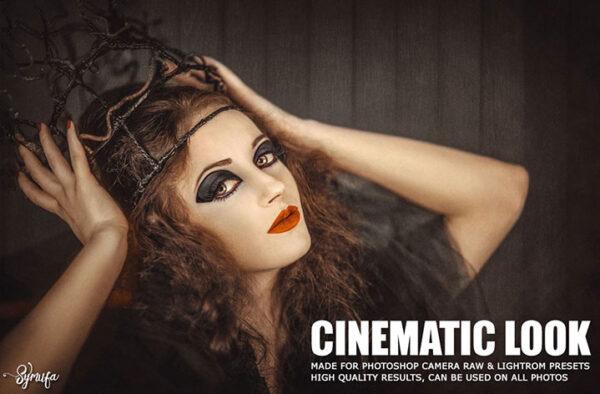20 پریست سینمایی لایت روم و Camera Raw فتوشاپ Cinematic Film Look Lightroom Preset