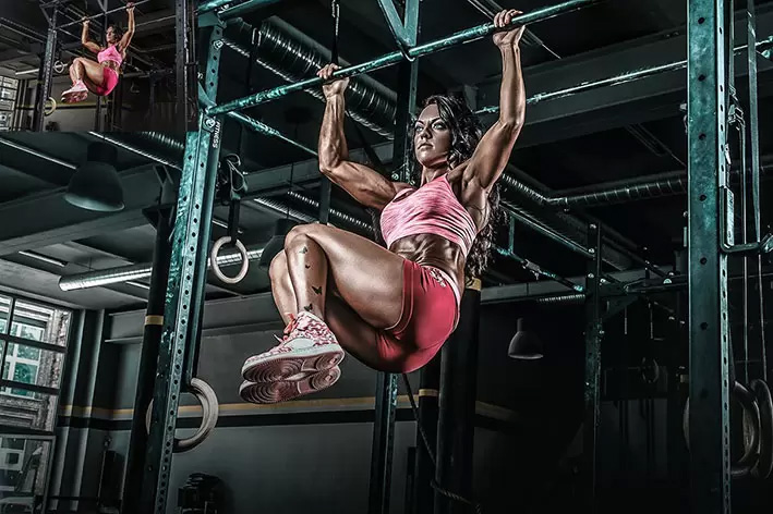 10 پریست لایت روم ورزشی بدنسازی دسکتاپ Fitness Lightroom Presets