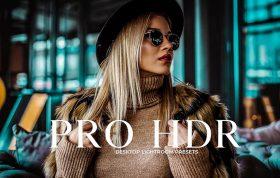 ۱۰ پریست لایت روم حرفه ای افکت اچ دی آر HDR Pro Lightroom Presets