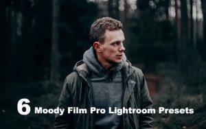 ۱۲ پریست رنگی لایت روم سینمایی برای دسکتاپ و موبایل Moody Film Pro Lightroom Presets