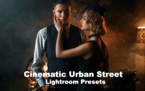 ۱۲ پریست لایت روم سینمایی و پریست کمرا راو فتوشاپ Cinematic Urban Street Lightroom Presets