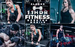 ۳۳ پریست لایت روم ورزشی و پریست کمرا راو فتوشاپ HDR Sports moody Lightroom Presets