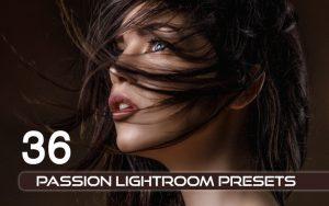 ۳۶ پریست لایت روم حرفه ای فشن و مدلینگ Passion Lightroom Presets