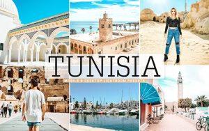 ۴۰ پریست لایت روم و پریست کمرا راو و اکشن فتوشاپ تم تونس Tunisia Lightroom Presets