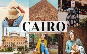 ۴۰ پریست لایت روم و پریست کمرا راو و اکشن فتوشاپ تم قاهره Cairo Mobile & Desktop Lightroom Presets