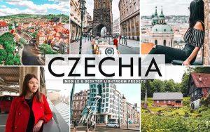 ۴۰ پریست لایت روم و پریست کمرا راو و اکشن فتوشاپ جمهوری چک Czechia Lightroom Presets