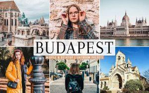 ۴۰ پریست لایت روم و پریست Camera Raw و اکشن فتوشاپ بوداپست پایتخت مجارستان Budapest Pro Lightroom Presets